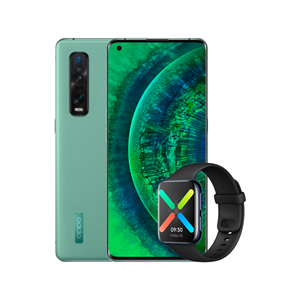 Picture of OPPO Find X2 Pro   OPPO Watch Green Vegan Leather Edition [12GB RAM + 512GB ROM] - Original OPPO Malaysia
