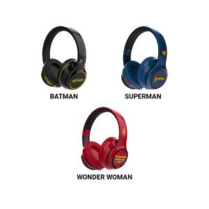 Picture of A&S SE100 DC Wireless Over-Ear Headphones (Batman)